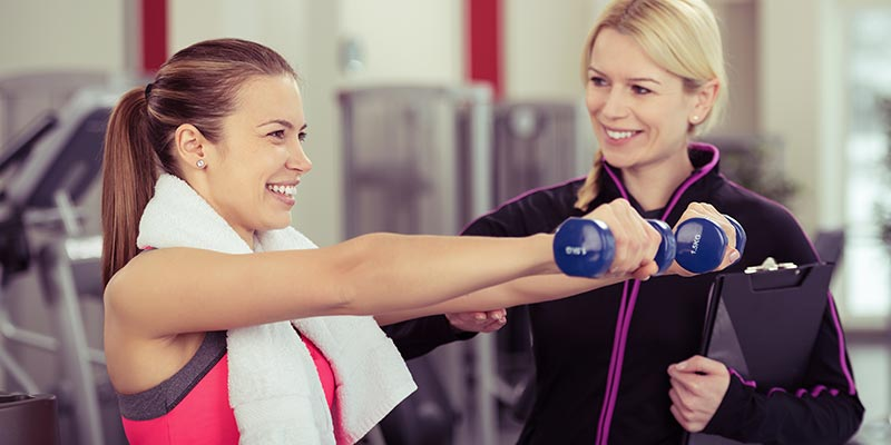 Neu: Personal Training